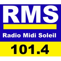 Logo of radio station RMS Radio Midi Soleil