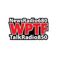 Logo of radio station WPTF 680