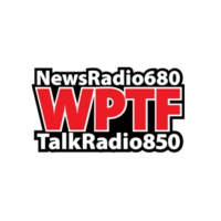 Logo of radio station WPTF 680