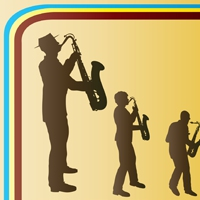 Logo of radio station JAZZRADIO.com - Sinatra Style