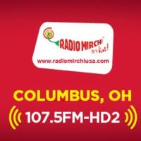 Logo of radio station Radio Mirchi Columbus
