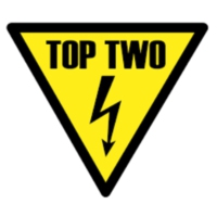 Logo of radio station Radio Top Two