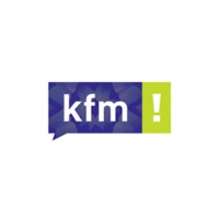 Logo of radio station Kristal FM