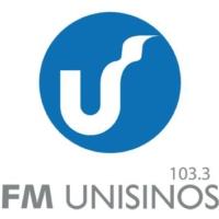 Logo of radio station Radio Unisinos