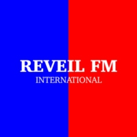 Logo of radio station Réveil FM International