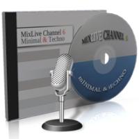 Logo of radio station Minimal & Techno on MixLive.ie