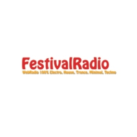 Logo of radio station FestivalRadio