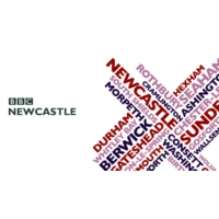 Logo of radio station BBC Radio - Newcastle