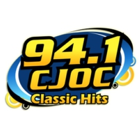 Logo of radio station 94.1 CJOC