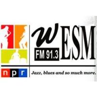 Logo of radio station WESM Univ. of Maryland NPR