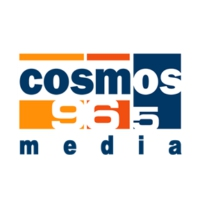 Logo of radio station Cosmos FM 96.5