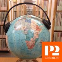 Logo of radio station P2 Världen