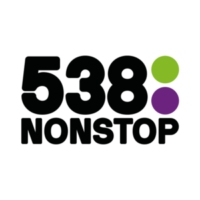 Logo of radio station 538 Non Stop