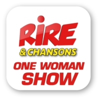 Logo of radio station Rire et Chansons One Woman Show