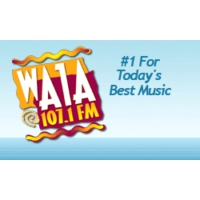 Logo of radio station WAOA 107.1 FM