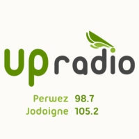 Logo of radio station UpRadio
