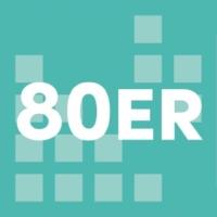 Logo of radio station Radio 88.6 die 80er