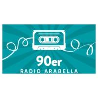 Logo of radio station Arabella 90er