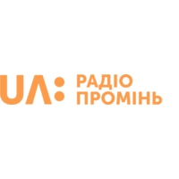 Logo of radio station UA: Радіо Промінь