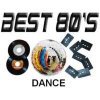 Logo of radio station BEST80DANCE