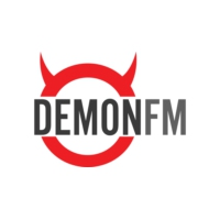 Logo of radio station Demon FM