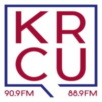 Logo of radio station KRCU Public Radio