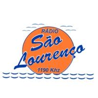 Logo de la radio Rádio Sao Lourenco 1190 AM