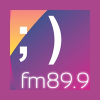 Logo of radio station Rádió Smile FM 89.9