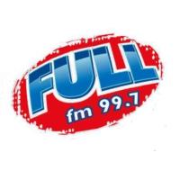 Logo of radio station Full FM