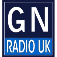 Logo of radio station GN Radio UK
