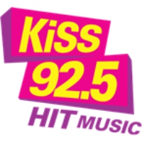 Logo of radio station Kiss 92.5