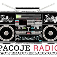 Logo of radio station Pacoje Radio Freestyle