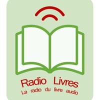 Logo of radio station La radio du livre-audio -Radio-livres