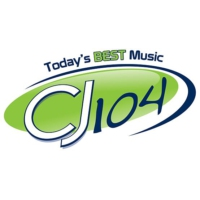 Logo of radio station CJ104