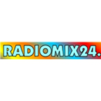 Logo of radio station Radiomix 24