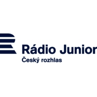 Logo of radio station Český rozhlas Junior