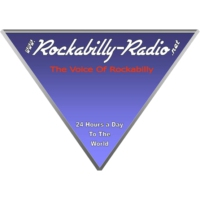 Logo of radio station Rockabilly Radio