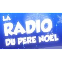 Logo of radio station La Radio du Pere Noël