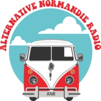 Logo of radio station Alternative Normandie Radio