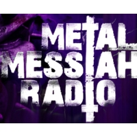 Logo of radio station Metal Messiah