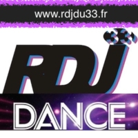 Logo of radio station RDJ33 DANCE
