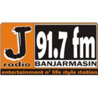 Logo de la radio J Radio 91.7
