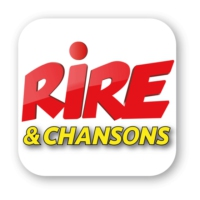 Logo of radio station Rire & Chansons Réunion