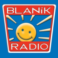 Logo of radio station Radio Blanik FM