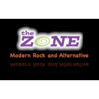 Logo of radio station The Zone Dublin