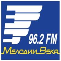 Logo de la radio Радио Мелодии Века 96.2 FM
