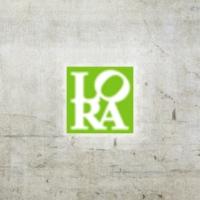 Logo of radio station Lora Munchen