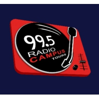Logo of radio station Radio Campus Tours 99.5 FM