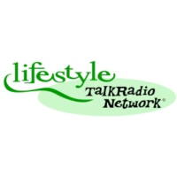 Logo of radio station Lifestyle Talk Radio Network