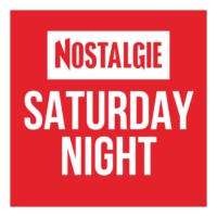 Logo of radio station Nostalgie Saturday Night